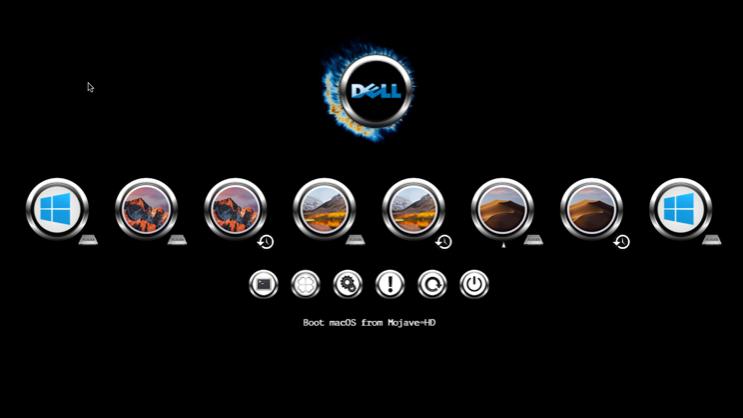 le theme Dell Screen44