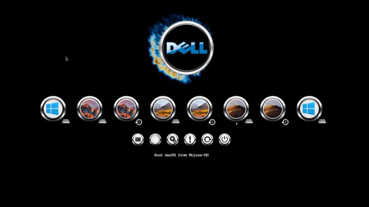 le theme Dell Screen45