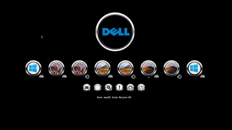 le theme Dell Screen54