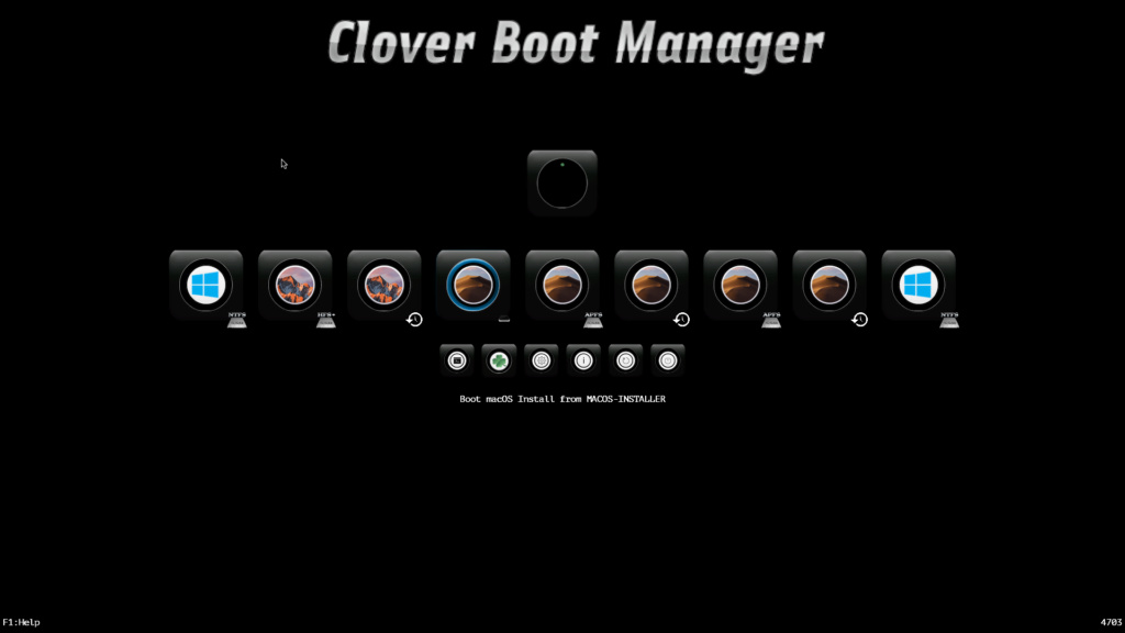 [résolu] Plus de boot depuis update clover Screen55