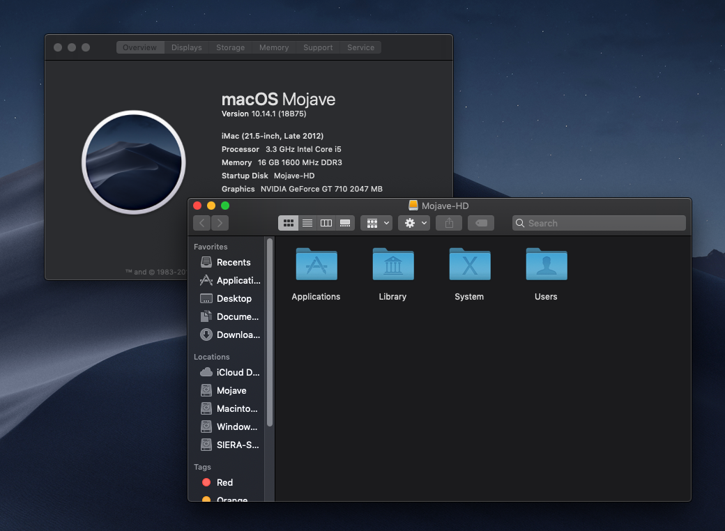 macOS Mojave HD - Page 5 Screen59