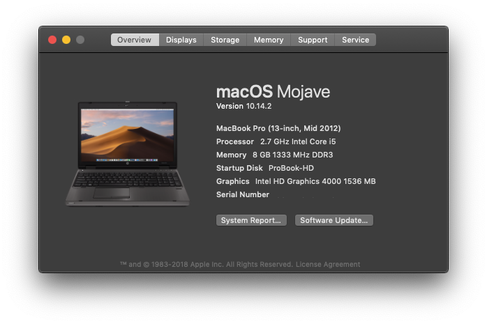 MacOS Mojave 10.14.2 final version (18C54) - Page 2 Screen81