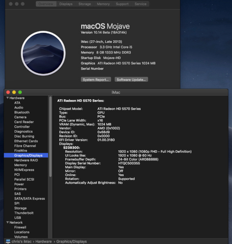 Fix Old AMD macOS Mojave