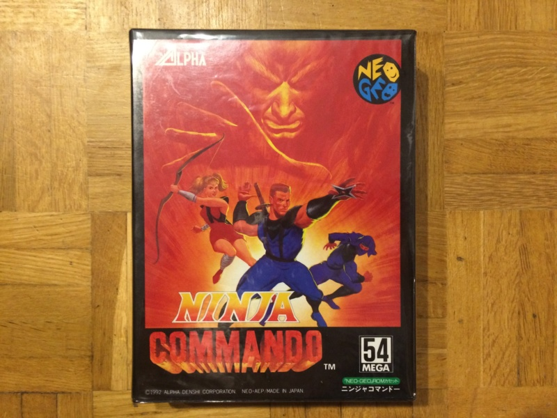 Collection Neo Geo AES de MrRetroGreg 39ba9b10