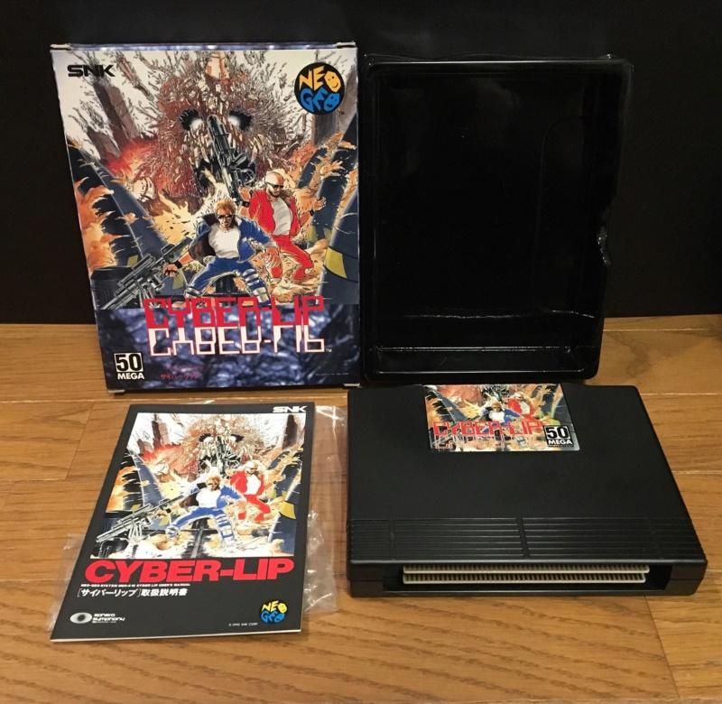 Cotes des jeux Neo Geo AES Jap - Page 15 75250910