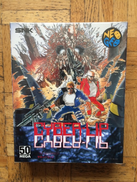 Collection Neo Geo AES de MrRetroGreg - Page 5 B455dc10