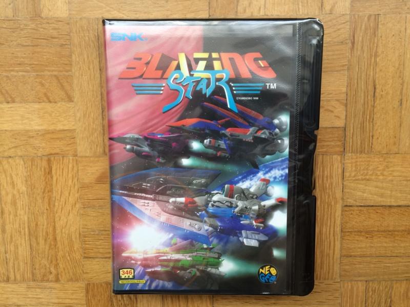 Collection Neo Geo AES de MrRetroGreg Blazin10