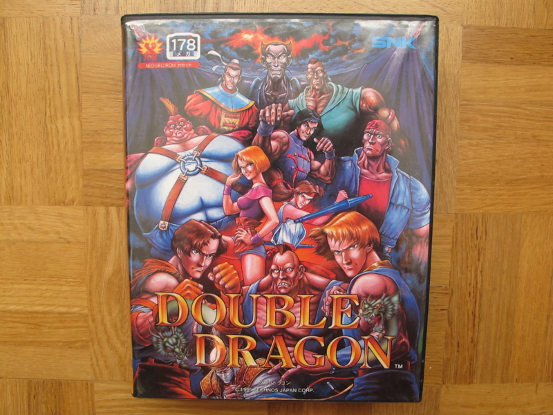 Collection Neo Geo AES de MrRetroGreg Double11