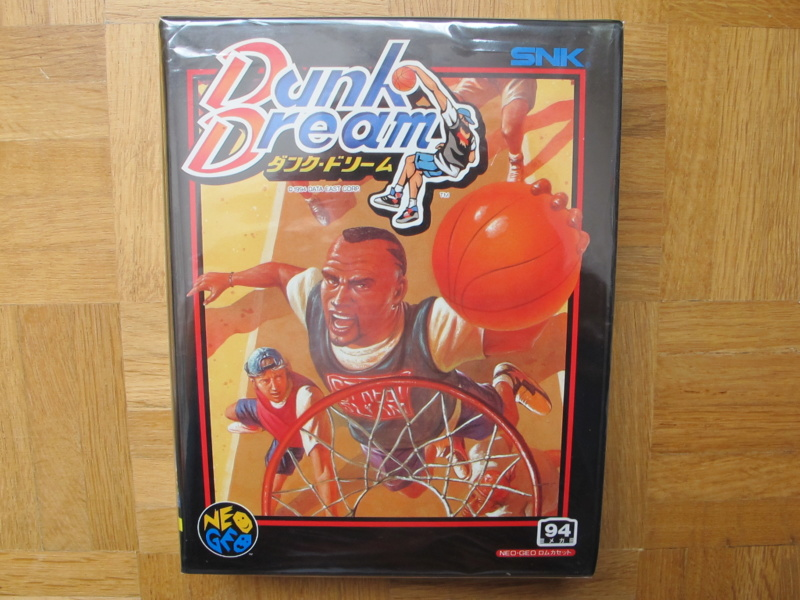 Collection Neo Geo AES de MrRetroGreg Dunk_d12