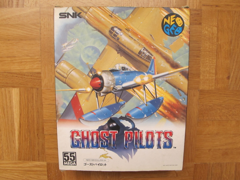 Collection Neo Geo AES de MrRetroGreg Ghost_11