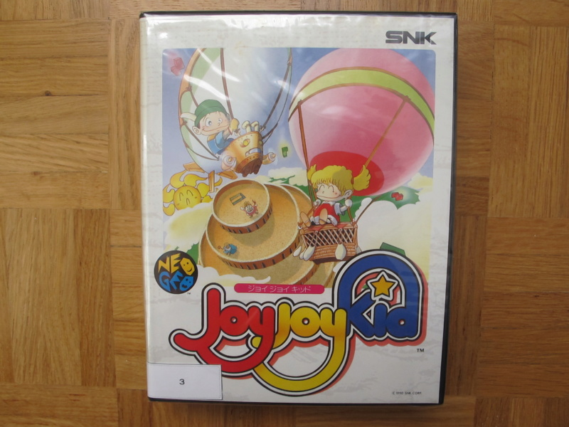 Collection Neo Geo AES de MrRetroGreg Joy_jo12