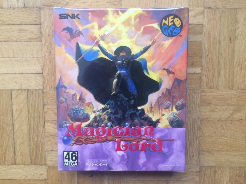 Collection Neo Geo AES de MrRetroGreg Magici17