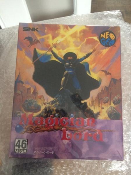 Collection Neo Geo AES de MrRetroGreg - Page 10 Magici18