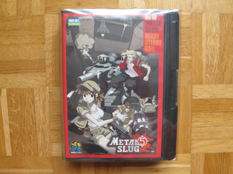 Collection Neo Geo AES de MrRetroGreg Metal_19