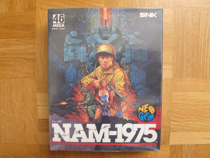 Collection Neo Geo AES de MrRetroGreg Nam-1912