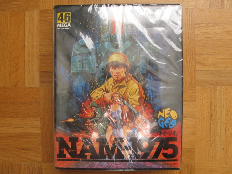 Collection Neo Geo AES de MrRetroGreg Nam-1913