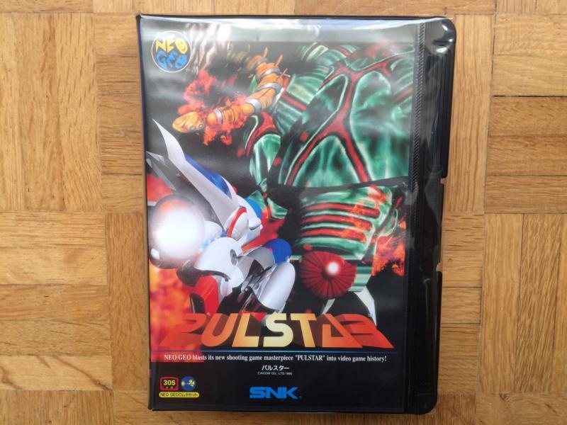 Collection Neo Geo AES de MrRetroGreg Pulsta10