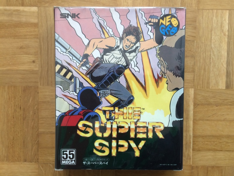 Collection Neo Geo AES de MrRetroGreg Super_15