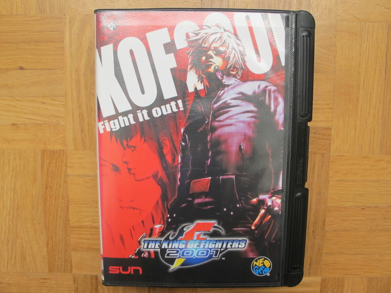 Collection Neo Geo AES de MrRetroGreg The_ki26