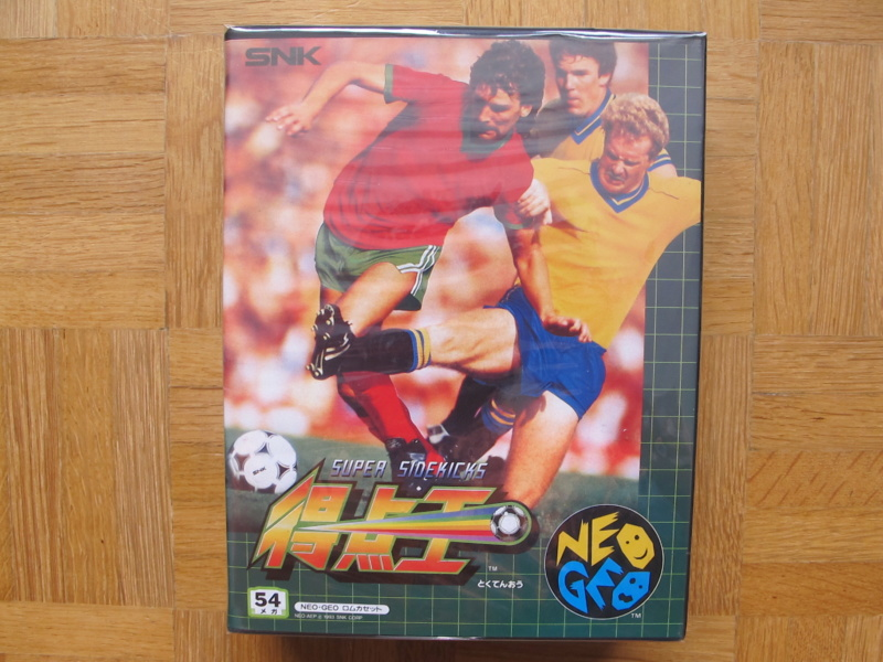 Collection Neo Geo AES de MrRetroGreg Tokute13