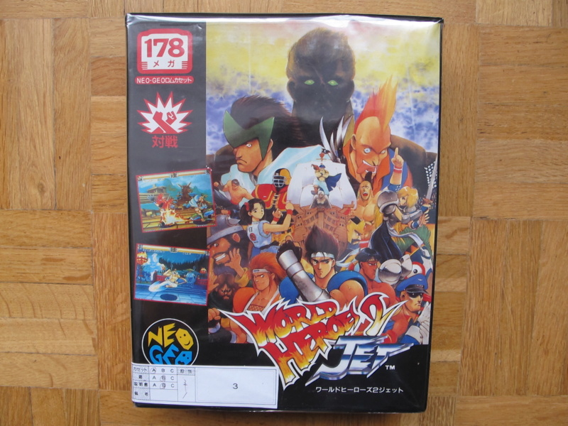 Collection Neo Geo AES de MrRetroGreg World_16