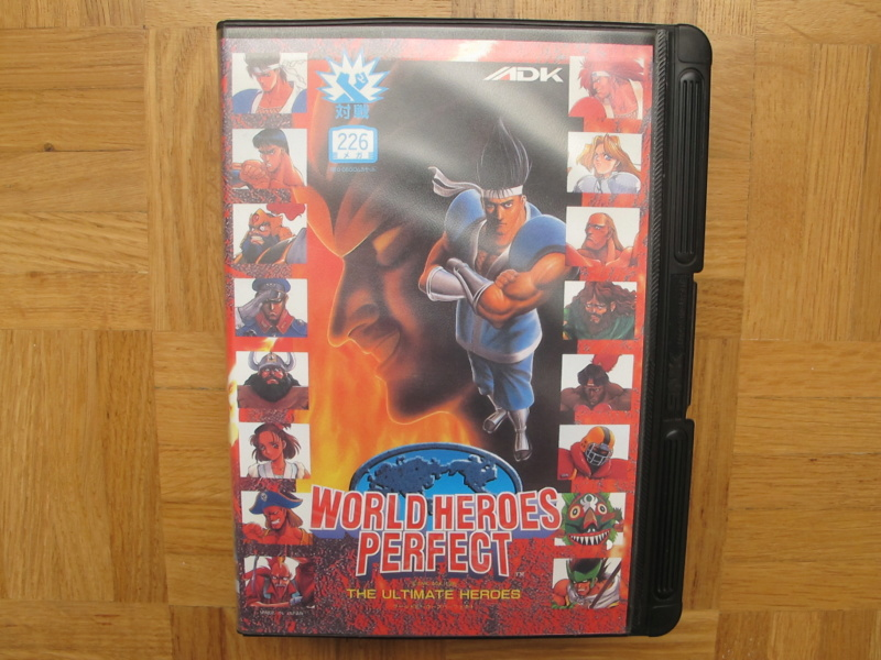 Collection Neo Geo AES de MrRetroGreg World_17
