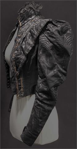 Robe de l'impératrice Elisabeth d'Autriche ( Sissi ) 1-75m-11