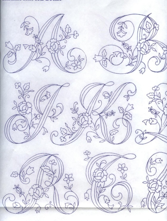dessins de broderies 13150210