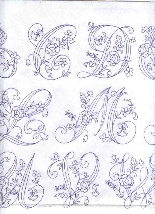 dessins de broderies 13150212