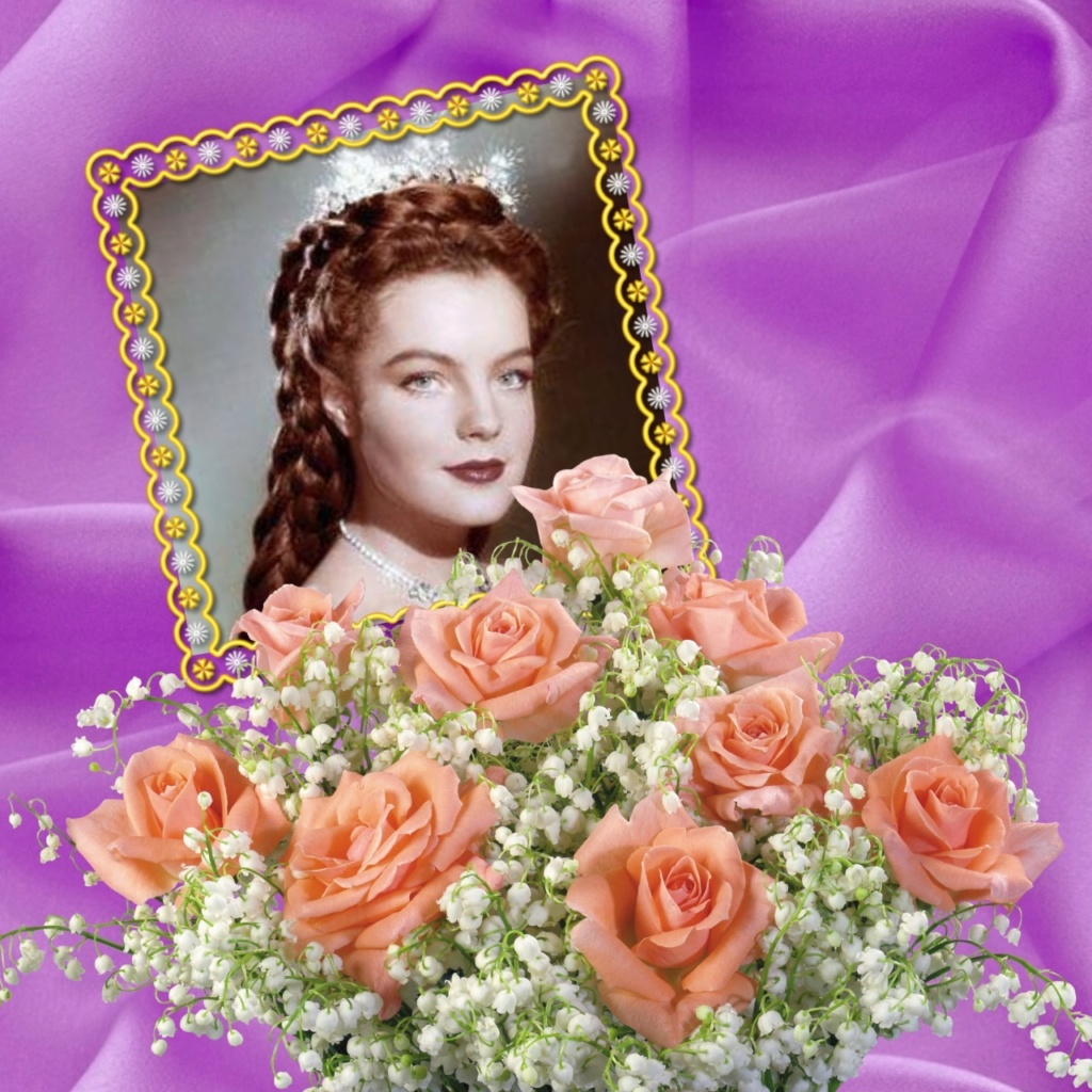 Montages de Romy Schneider Photo134