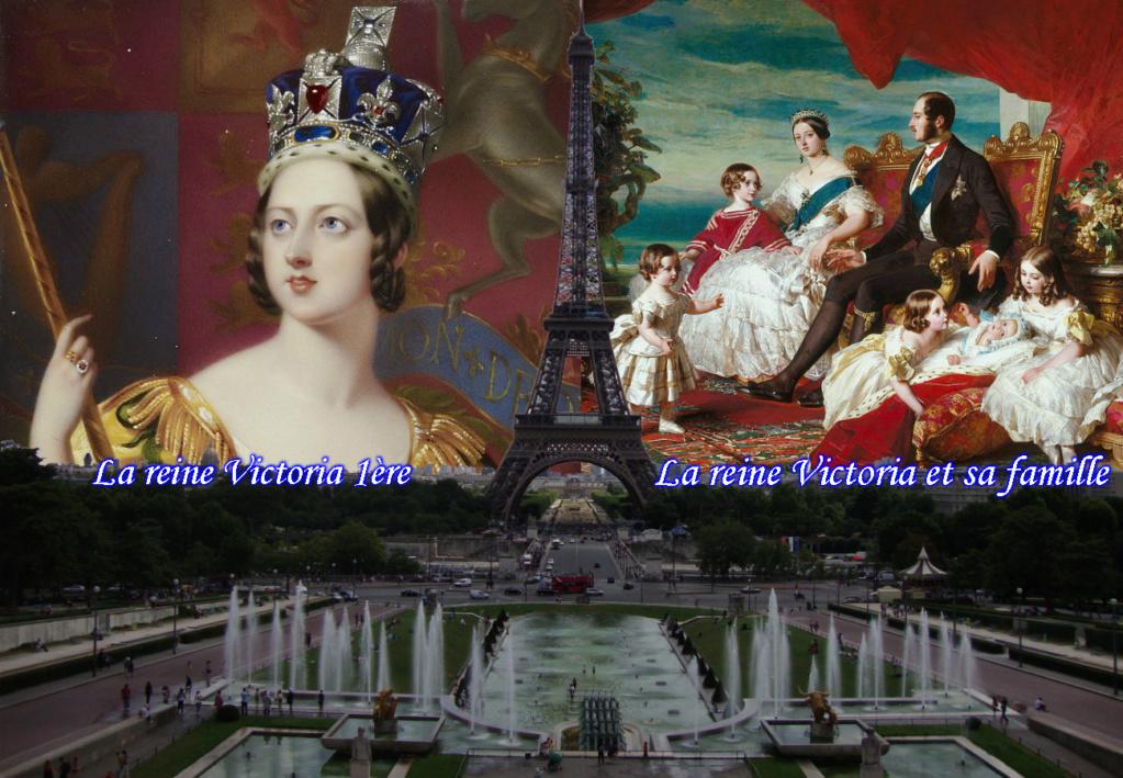 Montages des rois et reines d'angleterre Viptal71