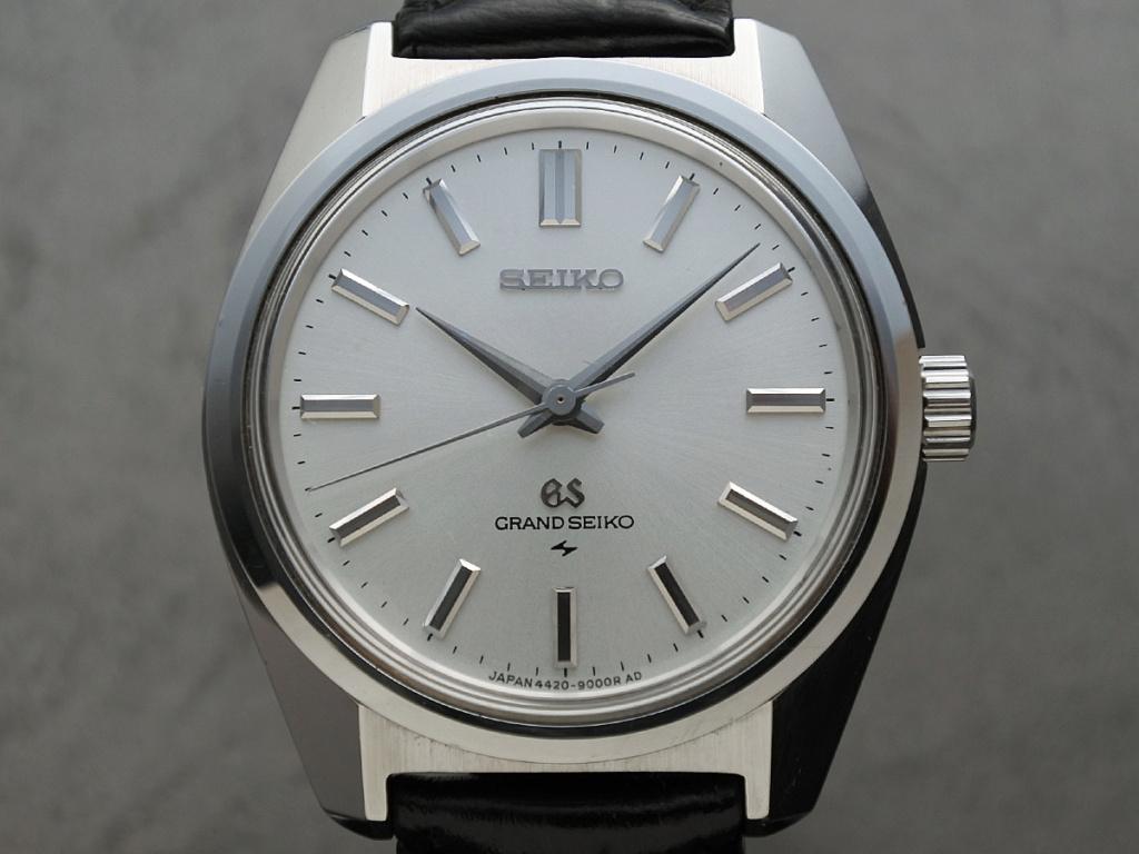 Grand Seiko pour les nuls: le design Part I 44gs_410