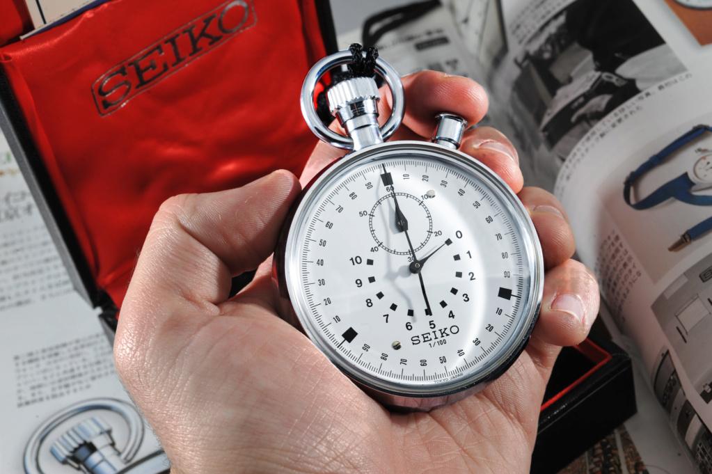 Comment Seiko est entré dans le club très fermé du chronométrage sportif - Page 2 Cab0a710