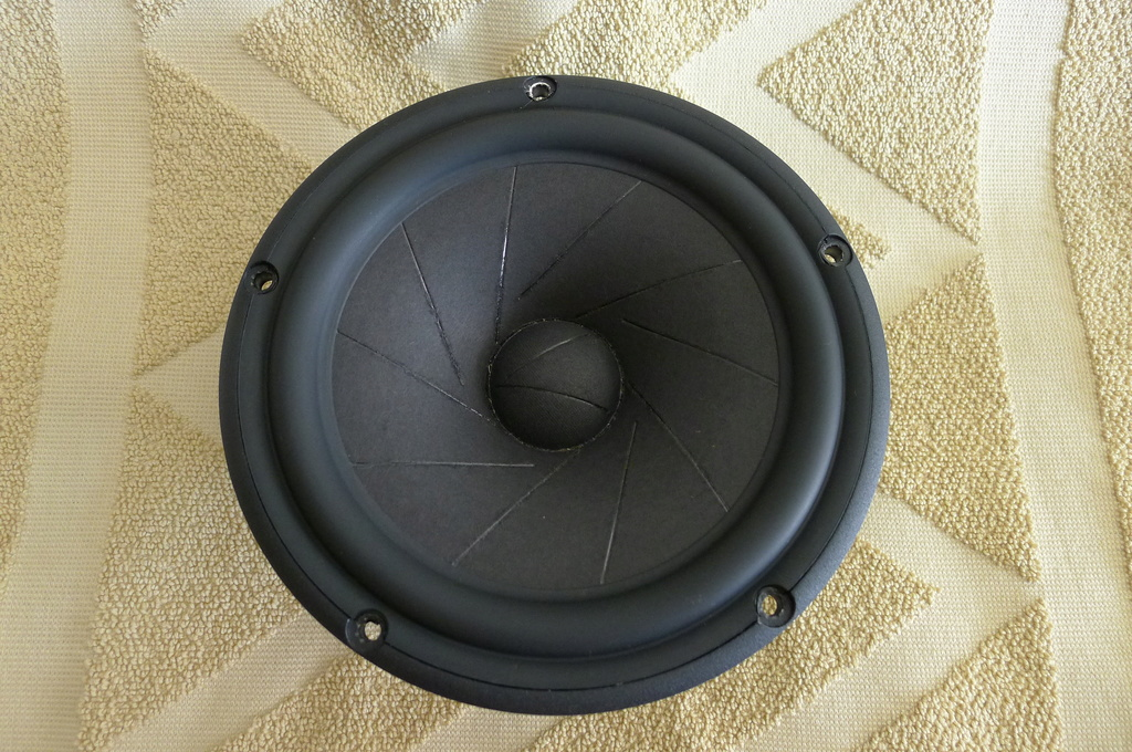ScanSpeak MidWoofer  18W/8531G00, one piece  (Used) P1140210
