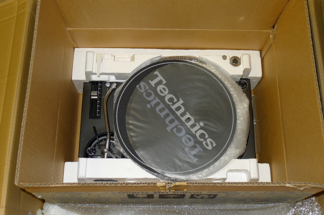 Technics Direct Drive Turntable SL-1200MK3D (Used) SOLD P1150023