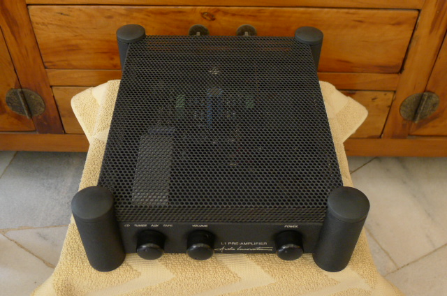 Audio Innovations L1 Valve Preamplifier (Used) SOLD P1150027