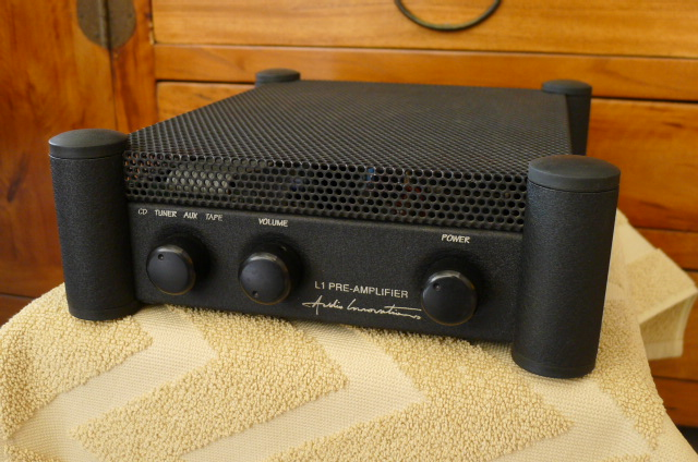 Audio Innovations L1 Valve Preamplifier (Used) SOLD P1150028