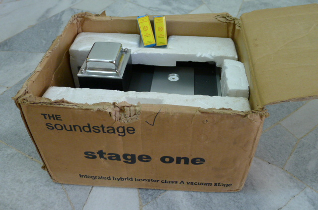 Soundstage Stage One Hybrid Integrated Amplifier (Used) P1150050