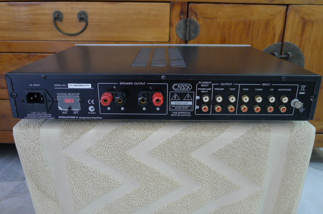 Creek Evolution 2 Integrated Amplifier (Used) SOLD P1150112