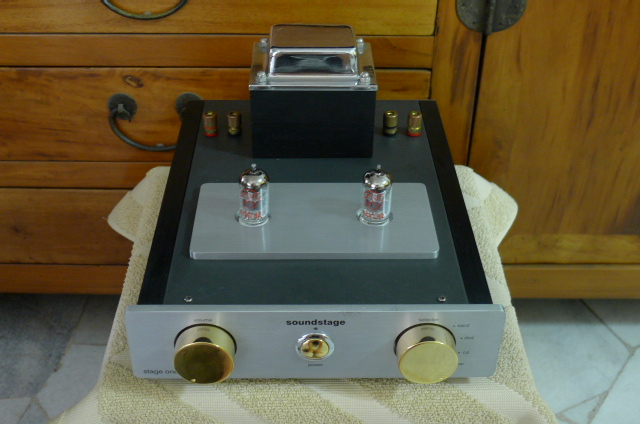 Soundstage Stage One Hybrid Integrated Amplifier (Used) P1150118