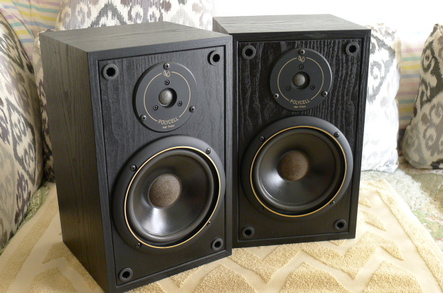 Infinity SM65 Bookshelf Speakers (Used) SOLD P1150136