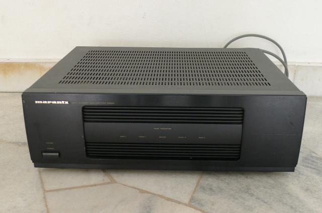 Marantz MM500 Multi-Channel Power Amplifier (Used) SOLD P1150141