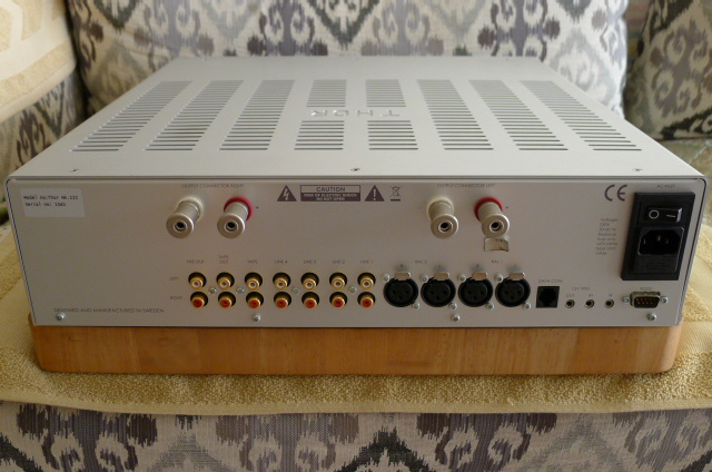 Bladelius Thor Mk III Integrated Amplifier (Used) SOLD P1150145