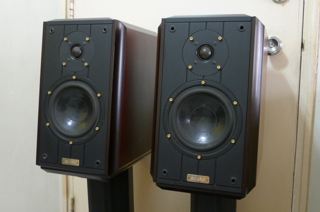 Ruark Equinox Two-way Bookshelf Speakers (Used) SOLD P1150212