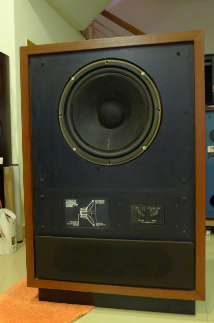 Tannoy Arden 15-inch Dual Concentric Loudspeakers (Used) P1150239