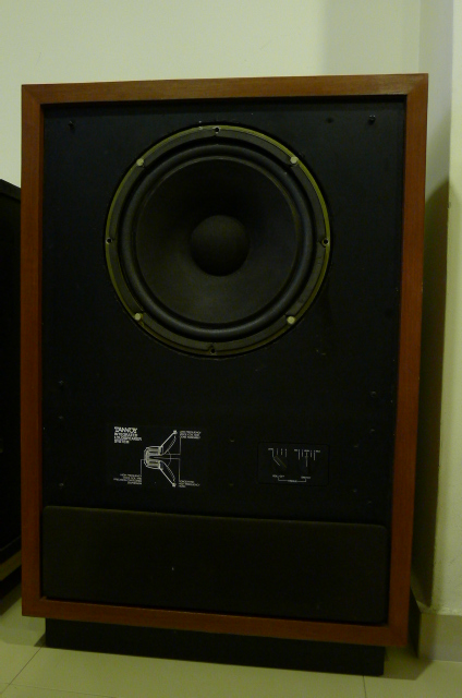 Tannoy Arden 15-inch Dual Concentric Loudspeakers (Used) P1150241