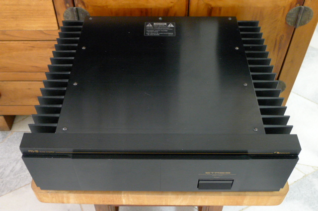 Nakamichi CA5 Preamplifier and PA5 Power Amplifier (Used) SOLD P1150248