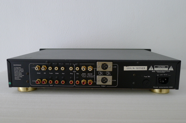 Bandridge Voice 1500 Preamplifier (Used) P1150335
