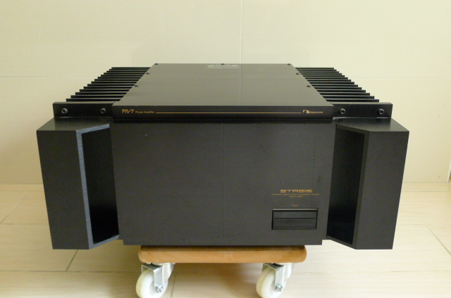Nakamichi PA-7 Power Amplifier (Used) SOLD P1150337