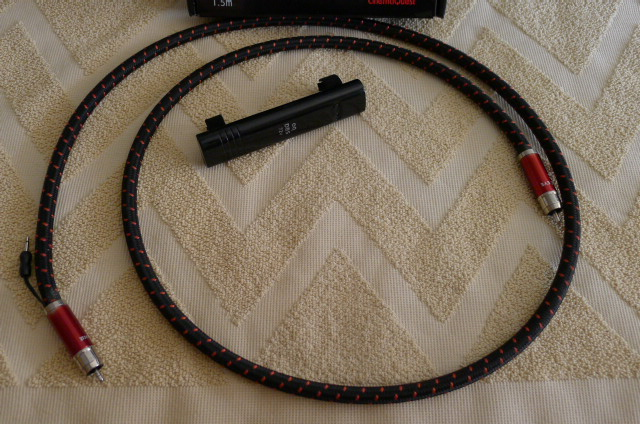 AudioQuest Eagle Eye Digital 75 Ohm Cable, 1.5 m (Used) P1150344